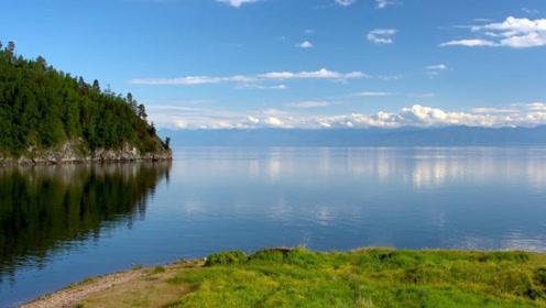 世界第一深的淡水湖,湖底隐藏着25万具尸体,曾是中国领土!