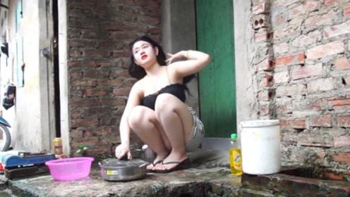 为啥中缅边境通婚现象普遍?看看缅甸姑娘的生活,心动的感觉
