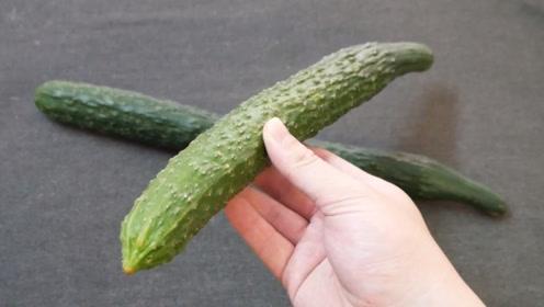 经常吃黄瓜的要留意了,现在看见还来得及,提醒家里人,很重要