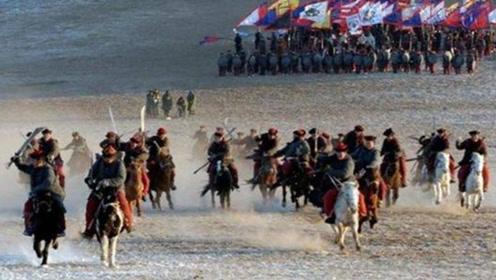 汉人军队的耻辱:80万大军向1万清军投降,他们父子俩成千古罪臣