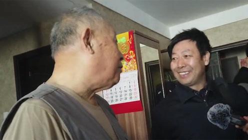 """""""您家到18度了吗?""""北京提前一天供暖,测温员入户抽测""""暖暖的"""""""