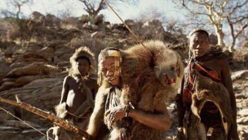 史上最后一个狩猎部落,就算饿死也不种地,不知道钱是什么东西!