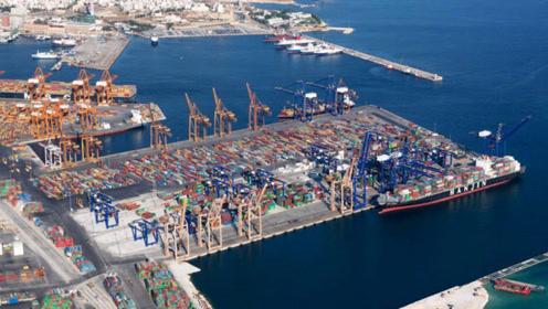 希腊最大港口或再次成为生命线?希腊人:谢谢中国,永远不会忘记