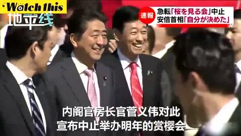 日本官房长官宣布取消赏樱会 安倍:这是我自己做出的决定