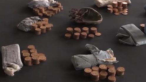 油箱内发现价值1800万的黄金,盘点2个意想不到的宝藏发现地
