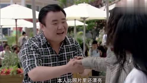 新闺蜜时代:张歆艺不去说相声亏大,戏中聊天聊得相亲对象一脸懵