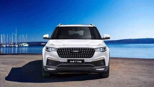 成功逆袭的SUV,搭2.0T仅13万,比霸道还宽大,已成国产同级销冠