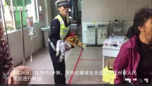 """广东连州这几位交警,你们连闯红灯被""""曝光""""了!原来是因为这个"""