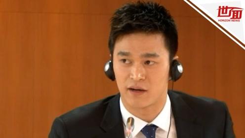 孙杨听证会上回应药检风波:我本想配合检查但对方未能出示资质