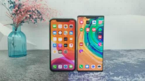 iPhone11和华为Mate30,硬件上有何区别?为何苹果卖得更好?