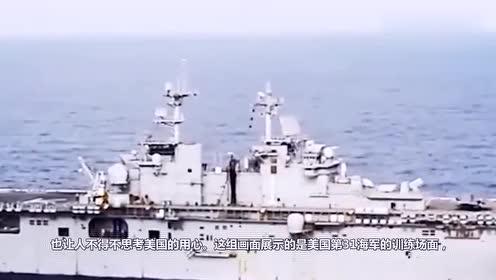 中国075攻击舰现身,满载排水量可达4万吨,战力提升数倍