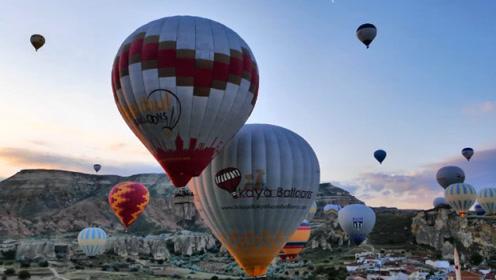 米其林大厨将餐厅搬上热气球,只有3道菜,体验的游客却排着队!