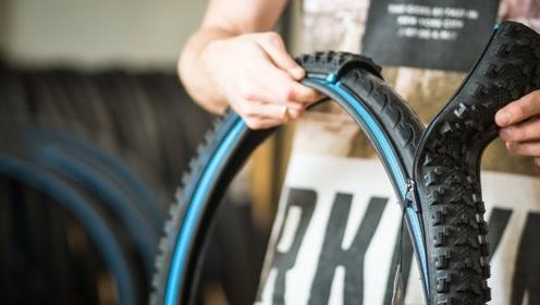 这3个创意十足的自行车轮胎,换轮胎就像穿衣服一样简单