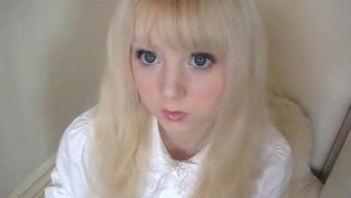 世界上最白的女孩,白到连血管都看得见,颜值曝光网友:白雪公主!