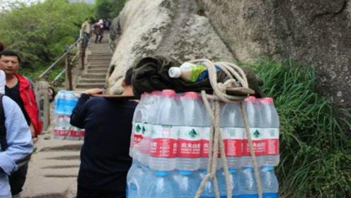 """中国""""最坑""""景区,一瓶矿泉水卖11元,游客:一点都不贵!"""