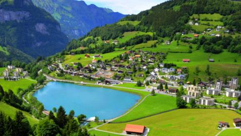 """世界上最安全的国家!""""世界花园""""瑞士,女生单独出行也不用怕!"""