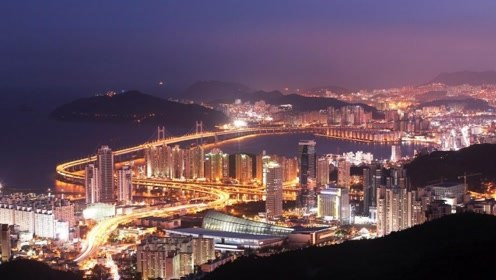 作为韩国第二大城市的釜山,在我国是什么水平,属于几线城市?