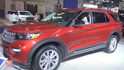福特探险者终于要国产了,配3.0T+V6,预计30万,还看什么普拉多