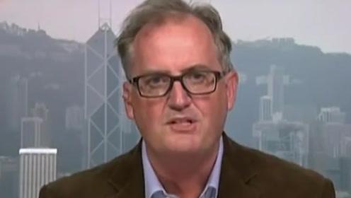 澳洲名记亲赴香港报道后忍不住开怼:西媒掩盖、误导暴徒暴行