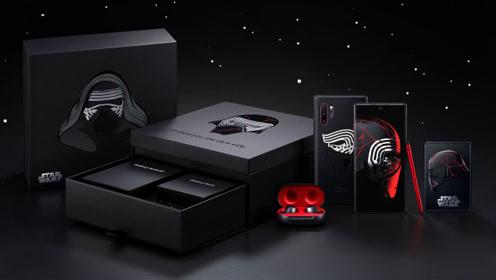 三星Note 10+星球大战特别版推出,红黑配色更加酷炫
