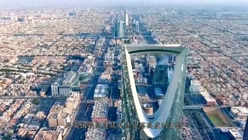 全世界最高大厦建成了, 高度达1600米, 是迪拜哈利法塔的2倍