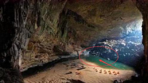 """村民发现一神秘山洞,每年""""吐鱼""""上万斤,专家:这鱼吃不得!"""