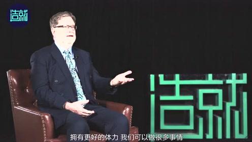 """乔治·斯穆特专访:AI将重新定义""""人何以为人"""""""