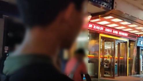 广州12岁男生夜晚下课归家路上,遇陌生男子搭肩尾随