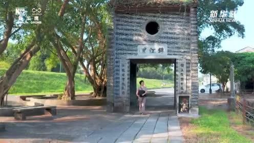 航拍独特的建筑艺术——开平碉楼