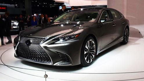 雷克萨斯全新LS发布 搭3.5L引擎,提供混动车型