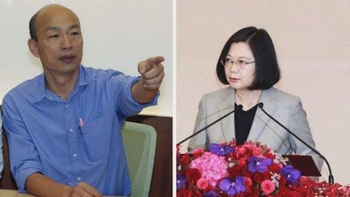 台湾各大媒体最新民调出现同一现象,网友:蔡英文做好败选准备吧