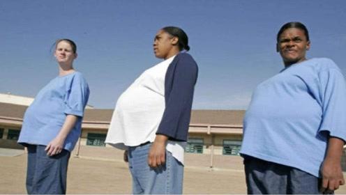 女子监狱没有男人,为何总有女犯人怀孕?说出来让人难以相信!