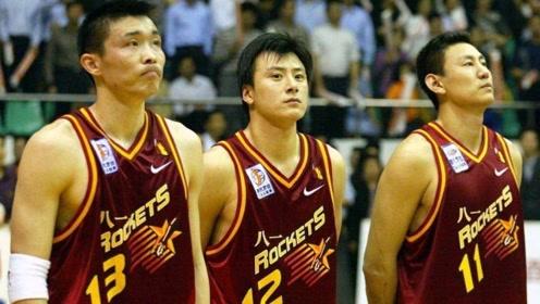 与巩晓彬齐名!中国男篮历史上3分射手太多,1人是中国3D鼻祖