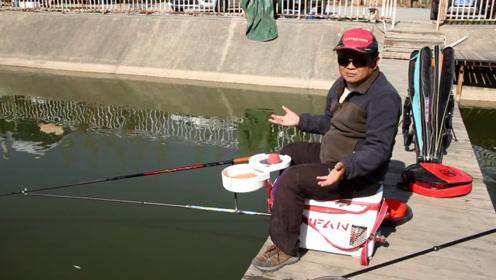 冬钓鲫鱼,要想有夏季的鱼口,就学会下面的补窝技巧吧,简单好用