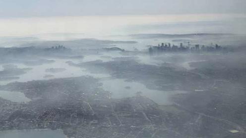 大火持续PM2.5爆表!悉尼雾霾相当于一天抽32根烟