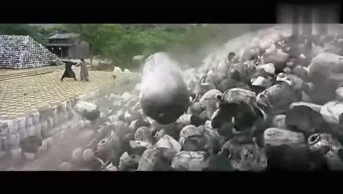 危城:彭于晏和吴京对打戏!颜值和武功你们选谁!