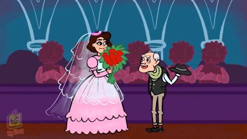 16岁女孩嫁给92岁老头,梦想过上阔太生活,却发现白忙活一场!