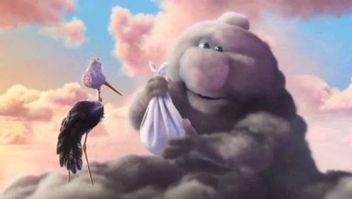 可恶的黑云祸害人间,本以为众叛亲离,白鹭最后的行为让人落泪!