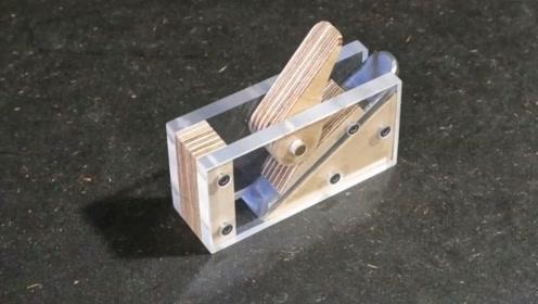 制造一个传统工具木工刨,小小的东西,蕴含极大的智慧