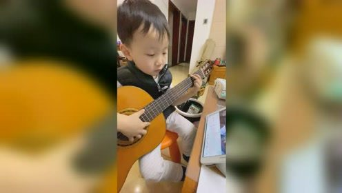 开始练习分解和弦