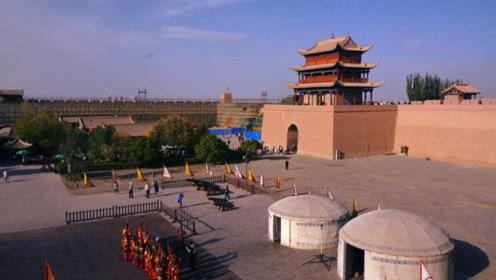 """甘肃省被低估的一座旅游城市,被称为""""天下第一雄关"""",风景优美"""
