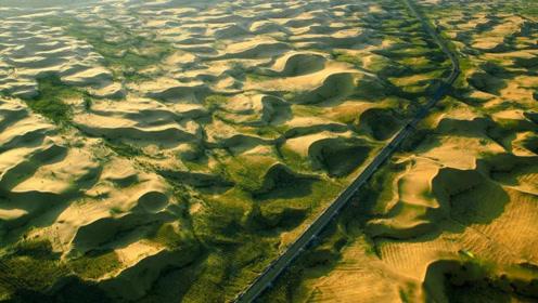 """3种不可思议的""""胶水"""",点沙成土荒漠变农田,这技术牛"""