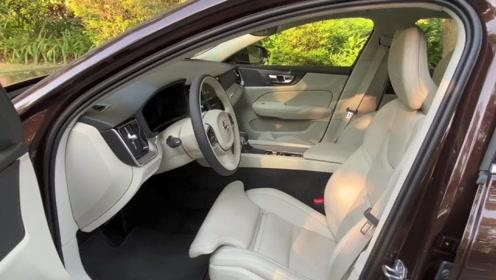 请顶级骨科医生设计座椅,保护乘员安全和健康,沃尔沃S60太拼了