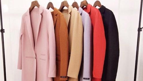原来清洗毛呢大衣这么简单,不用水洗不用晒,比洗衣店洗的还干净