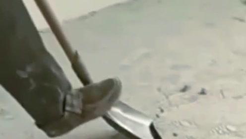 新房验收是真吓人,一铲子下去就是几万块!这谁顶得住呀!