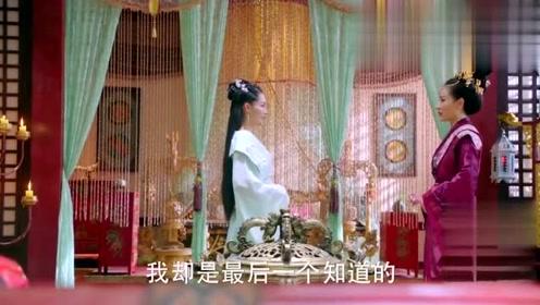 楚乔传:贵妃得知闺女嫁给燕洵,上来就是一巴掌,骂她愚蠢