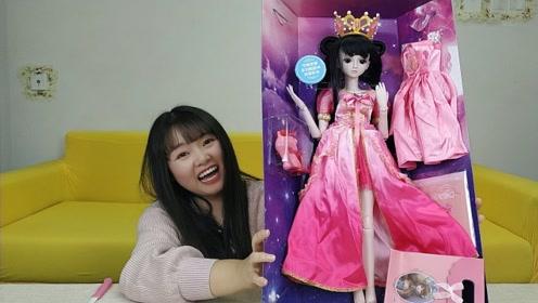 试玩288元买的叶罗丽娃娃,打开到底值不值呢?你喜欢哪个娃娃呢