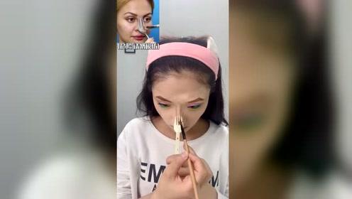 大家强烈要求的美妆界迷惑行为,这个视频有点料哦!