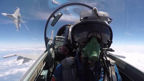 海航飞行员在战备值班时佩戴哪些装备?一段采访告诉你答案