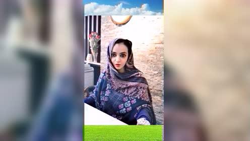 实拍巴基斯坦的美女,眼睛大而有神,网友比明星还要漂亮